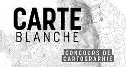Carte Blanche cartography contest