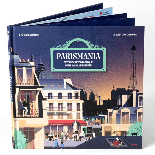 Parismania | Documentaire jeunesse